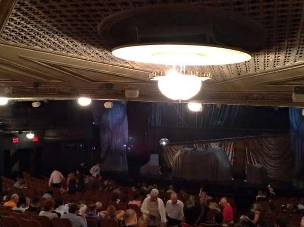 Majestic Theatre, secção: Orchestra R, fila: X, lugar: 16