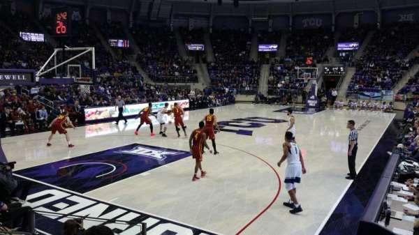 Schollmaier Arena, secção: 105, fila: D, lugar: 11