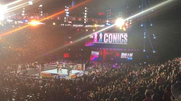 Scotiabank Arena, secção: 122, fila: 21, lugar: 14