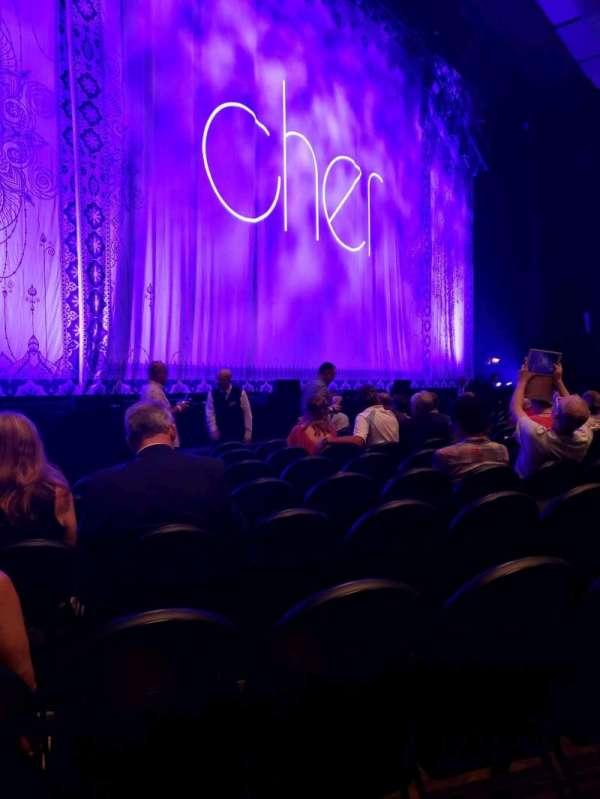 Park Theater at Park MGM, secção: 103, fila: K, lugar: 18