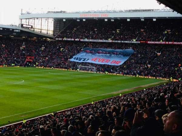 Old Trafford , secção: N2402