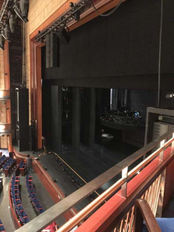 Walt Disney Theatre - Dr. Phillips Center, secção: Box 8, lugar: 2,4