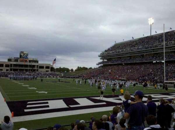 Bill Snyder Family Stadium, secção: 13, fila: 11, lugar: 20