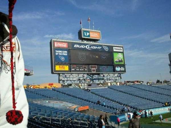 Nissan Stadium, secção: 137, fila: S, lugar: 23
