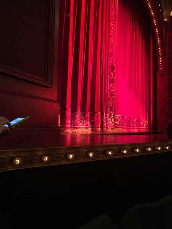 Shubert Theatre, secção: Orchestra L, fila: C, lugar: 13