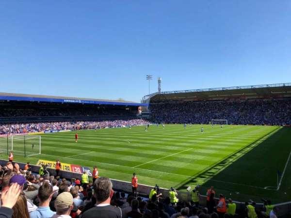 St Andrew's Stadium, secção: GML1, fila: 18, lugar: 25