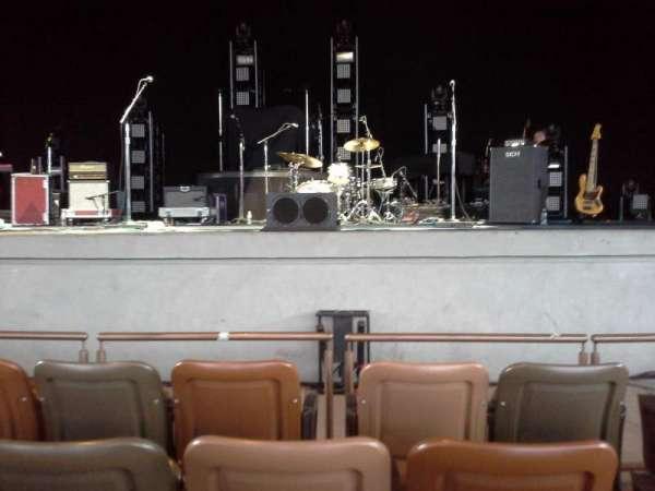 Bethel Woods Center for the Arts, secção: 1, fila: C, lugar: 5