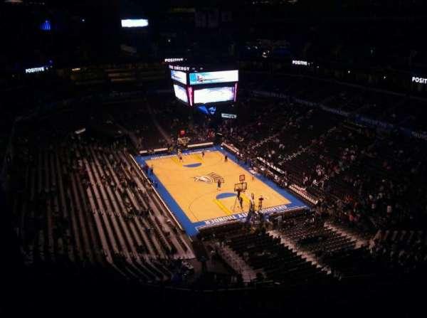 Chesapeake Energy Arena, secção: 303
