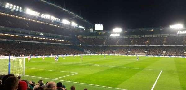 Stamford Bridge, secção: Shed End Lower 2, fila: 12, lugar: 66