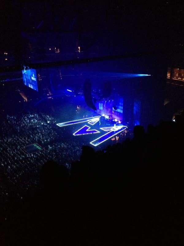 Staples Center, secção: 303, fila: 13, lugar: 12