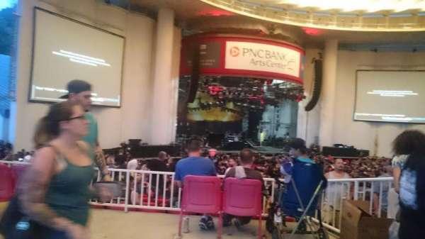 PNC Bank Arts Center, secção: 304, fila: A, lugar: 17