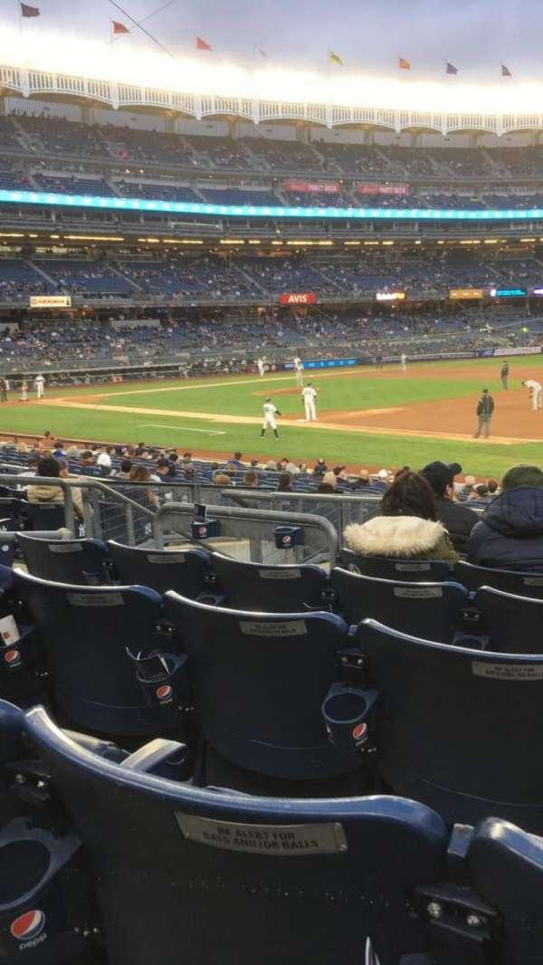 Yankee Stadium, secção: 013