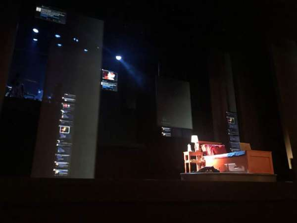 Royal Alexandra Theatre, secção: Orchestra, fila: BB, lugar: 23