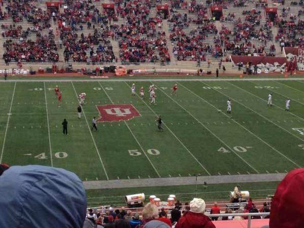 Memorial Stadium (Indiana), secção: 7