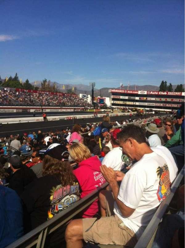 Auto Club Raceway At Pomona, secção: 12, fila: 9, lugar: 15