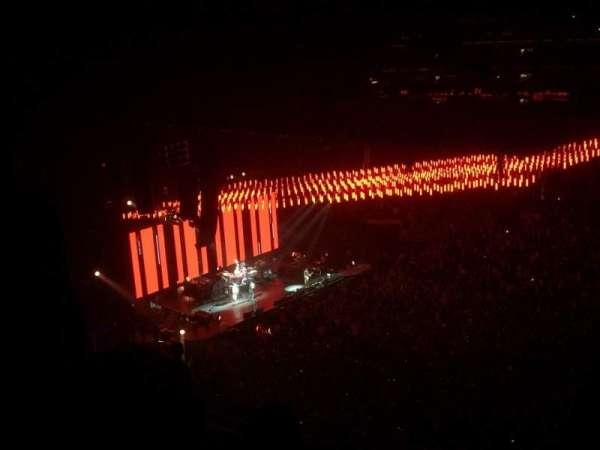 Staples Center, secção: 316, fila: 10, lugar: 10