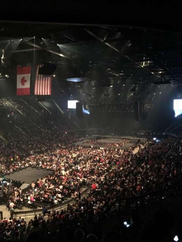 Nassau Veterans Memorial Coliseum, secção: 209, fila: 7, lugar: 7