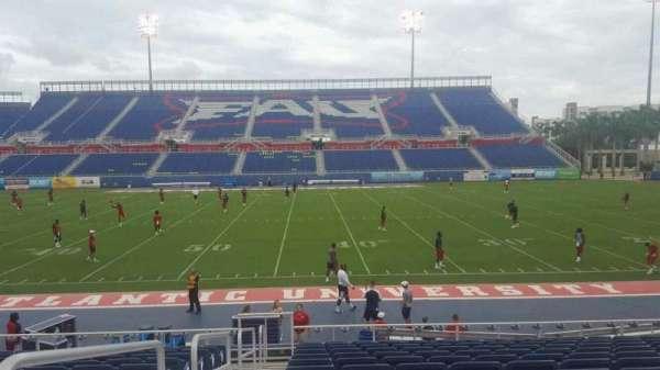 FAU Stadium, secção: 104, fila: 13, lugar: 16