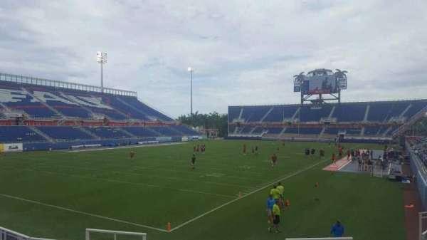FAU Stadium, secção: 114, fila: L, lugar: 5