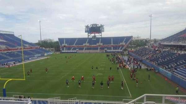FAU Stadium, secção: 216, fila: F, lugar: 3