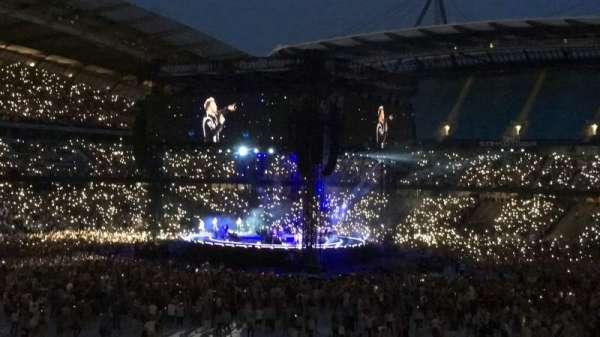 Etihad Stadium (Manchester), secção: 234, fila: C, lugar: 933