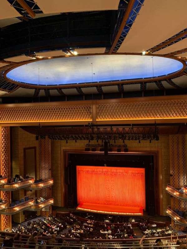 Walt Disney Theatre - Dr. Phillips Center, secção: Balcony Center, fila: G, lugar: 135