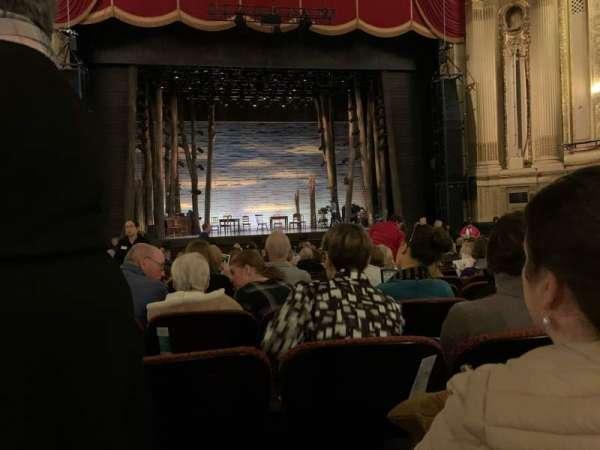 Citizens Bank Opera House, secção: Orchestra C, fila: N, lugar: 113