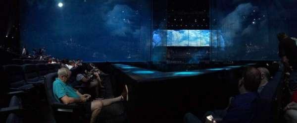 Love Theatre - The Mirage, secção: 108, fila: B, lugar: 17