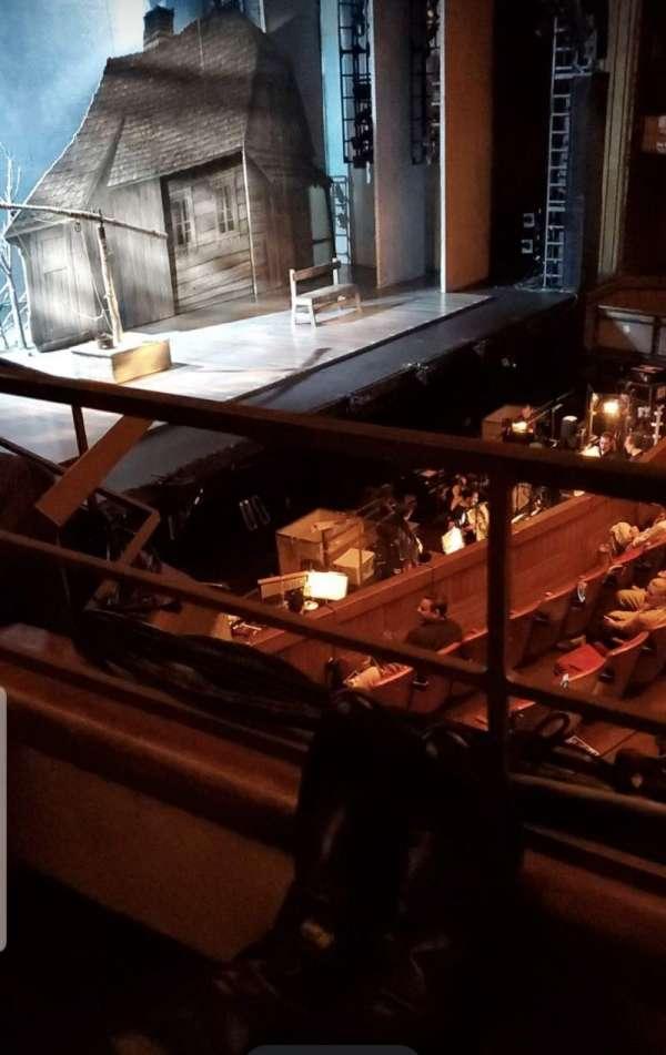 Carol Morsani Hall at the Straz, secção: Mezzanine, fila: BXB, lugar: 4