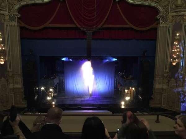 James M. Nederlander Theatre, secção: Loge C, fila: D, lugar: 306