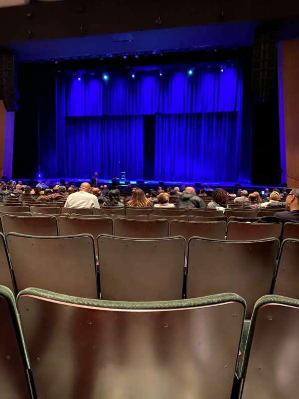 Terrace Theater, secção: ORCH, fila: 15, lugar: 25