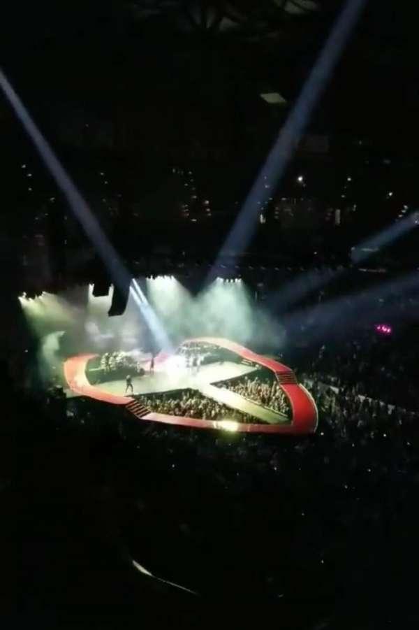 TD Garden, secção: Bal 313, fila: 10, lugar: 9&10