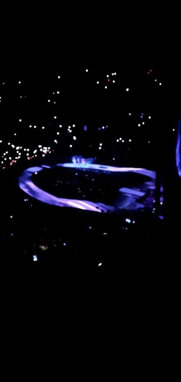 AccorHotels Arena, secção: Balcon H, fila: 81, lugar: 21