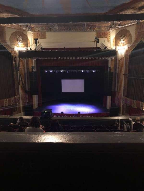 Paramount Theatre (Denver), secção: BALC C, fila: H, lugar: 11