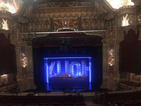 James M. Nederlander Theatre, secção: Balcony LC, fila: L, lugar: 310