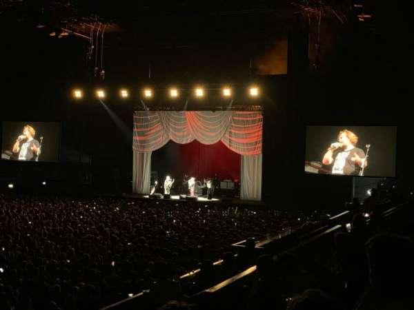 SSE Arena, Wembley, secção: N10, fila: E, lugar: 115
