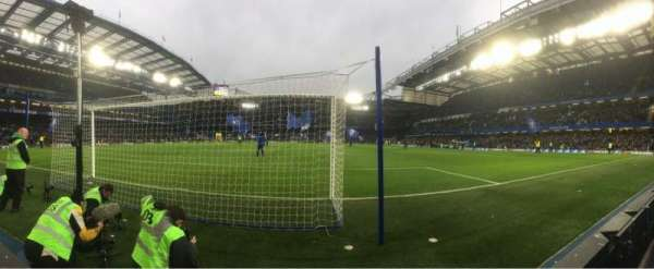 Stamford Bridge, secção: SL4, fila: 1, lugar: 102