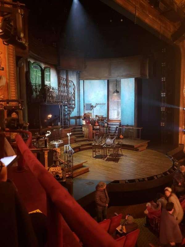 Walter Kerr Theatre, secção: BOX B, fila: 1, lugar: 8