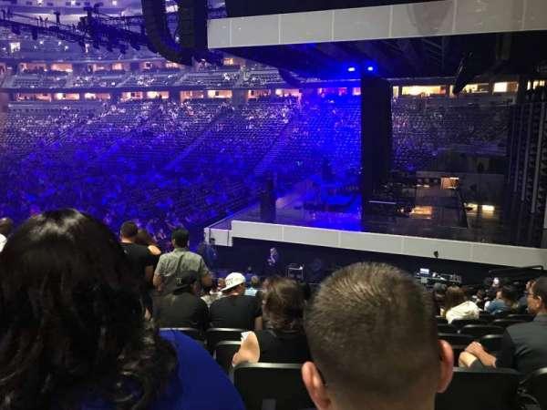 Pepsi Center, secção: 144, fila: 19, lugar: 15