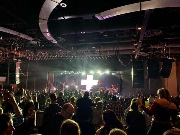 Entertainment Hall at the Soaring Eagle Casino, secção: C2, fila: F, lugar: 10