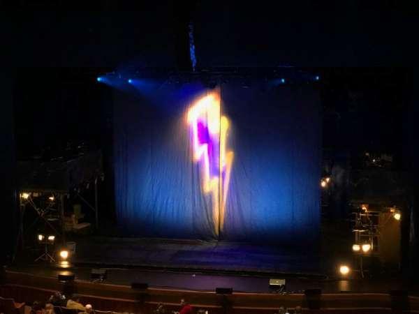 Knight Theater, secção: Grand Tier, fila: D, lugar: 310