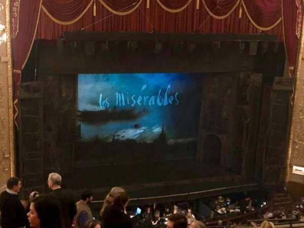 Orpheum Theatre (Memphis), secção: Balcony Left Center, fila: F, lugar: 211