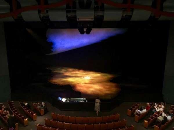 Mountain View Center for the Performing Arts, secção: Balcony, fila: AA