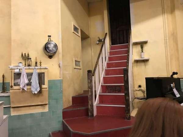 Barrow Street Theatre, fila: C, lugar: 11