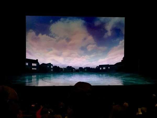 La Jolla Playhouse, fila: O, lugar: 25