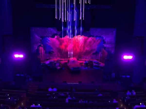 Winspear Opera House, secção: Dress Circle, fila: C, lugar: 27