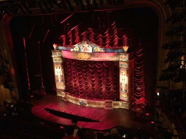 Walter Kerr Theatre, secção: Balcony R