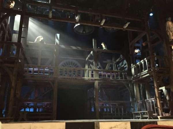 Mandell Weiss Theatre, fila: C, lugar: 20
