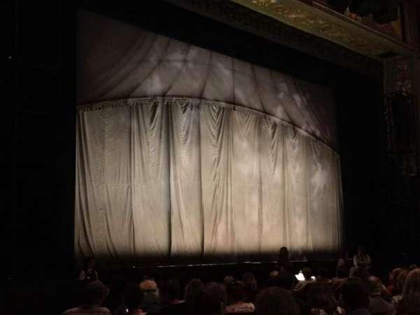 Hollywood Pantages Theatre, secção: Orchestra Left, fila: P, lugar: 3A