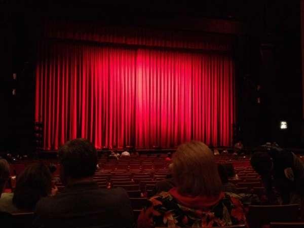 Durham Performing Arts Center, secção: Orchestra Center, fila: S, lugar: 119